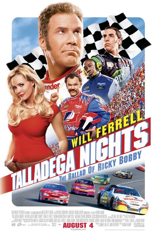 Talladega Nights: The Ballad of Ricky Bobby movie