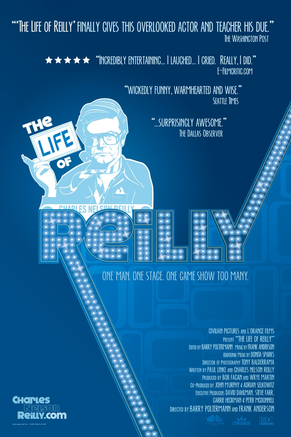 Extra Large Movie Poster Image for The Life of Reilly