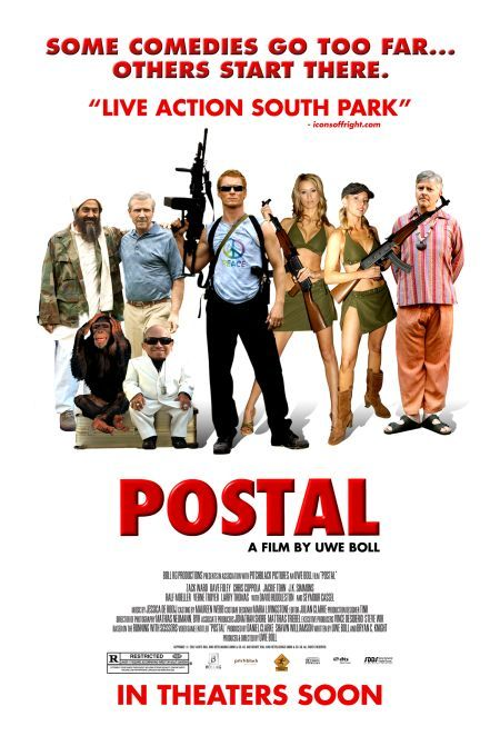 Movie Poster Image for Postal