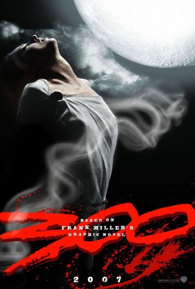 300 Movie Poster 3 of 13  IMP Awards