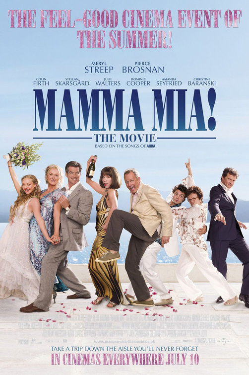 Mamma Mia! Poster - Click to View Extra Large Image