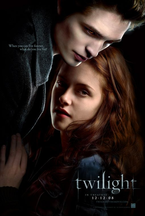 Image result for twilight movie poster