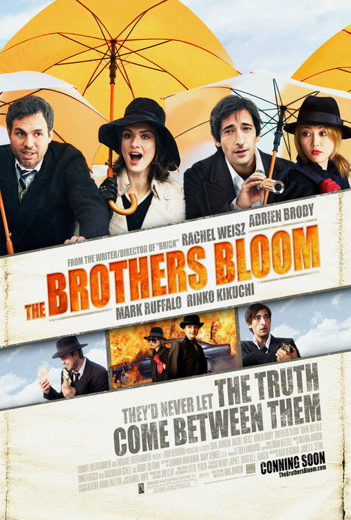 The Brothers Bloom Poster - Click to View Extra Large Image