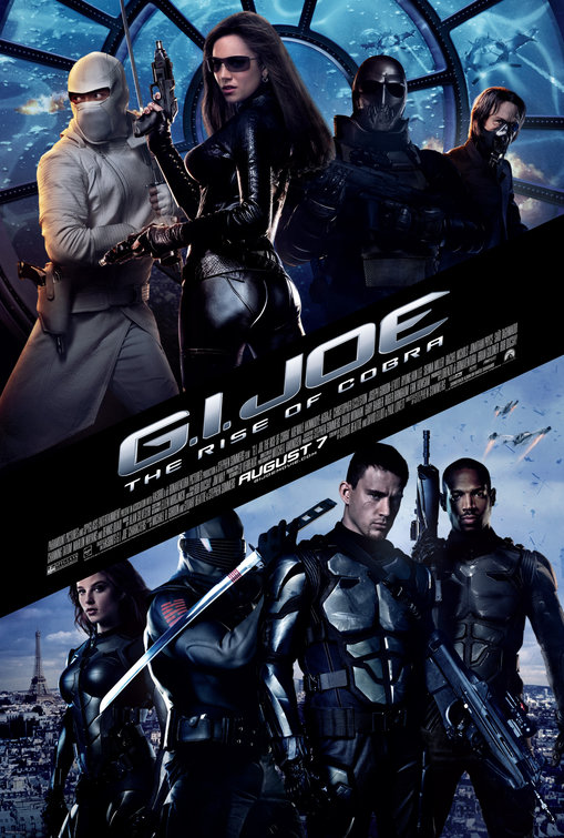 G.I. Joe: Rise of Cobra Movie Poster