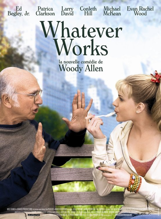 Whatever Works Poster - Click to View Extra Large Image