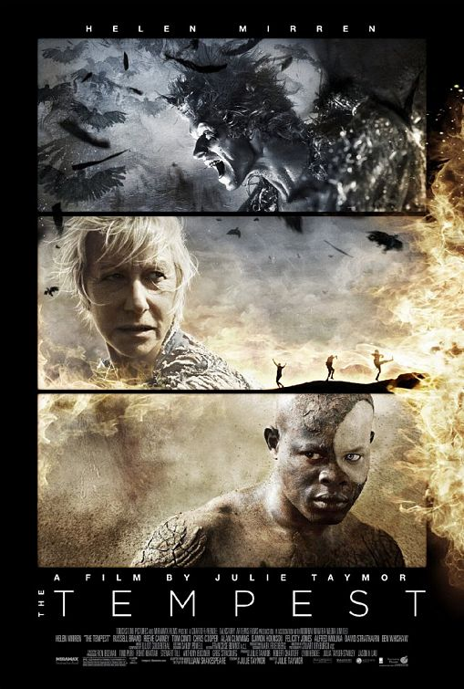 Image result for the tempest movie poster