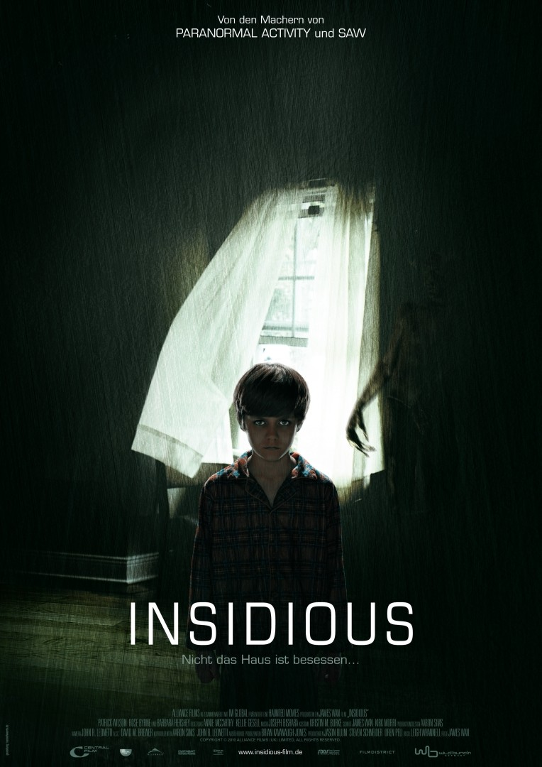 Extra Large Movie Poster Image for Insidious (#8 of 9)