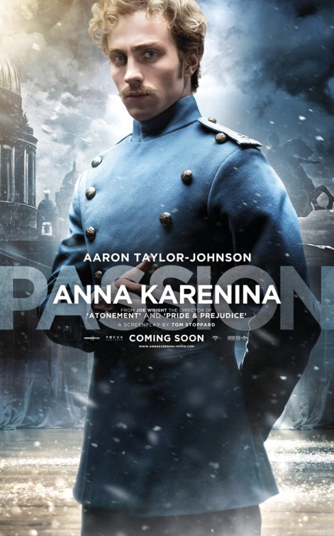 Anna Karenina Movie Poster 6 Of 6 Imp Awards