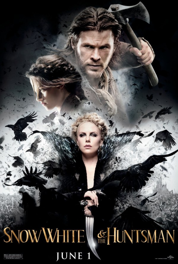 Snow White and the Huntsman Movie 2012