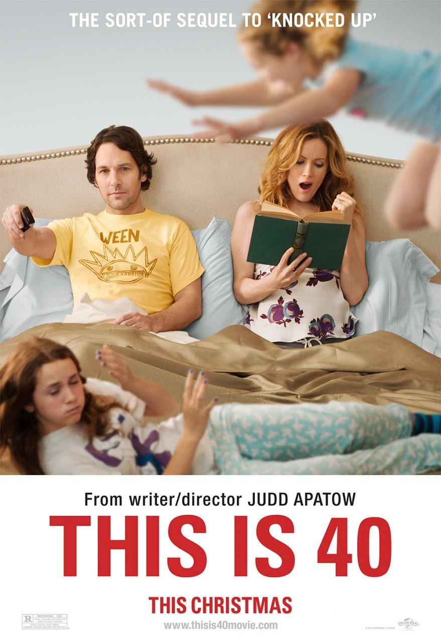 Extra Large Movie Poster Image for This Is 40