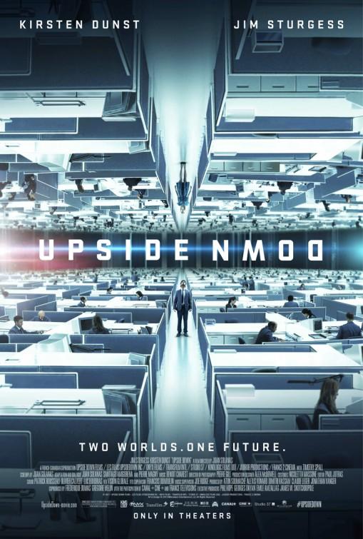 Afbeeldingsresultaat voor upside down movie poster