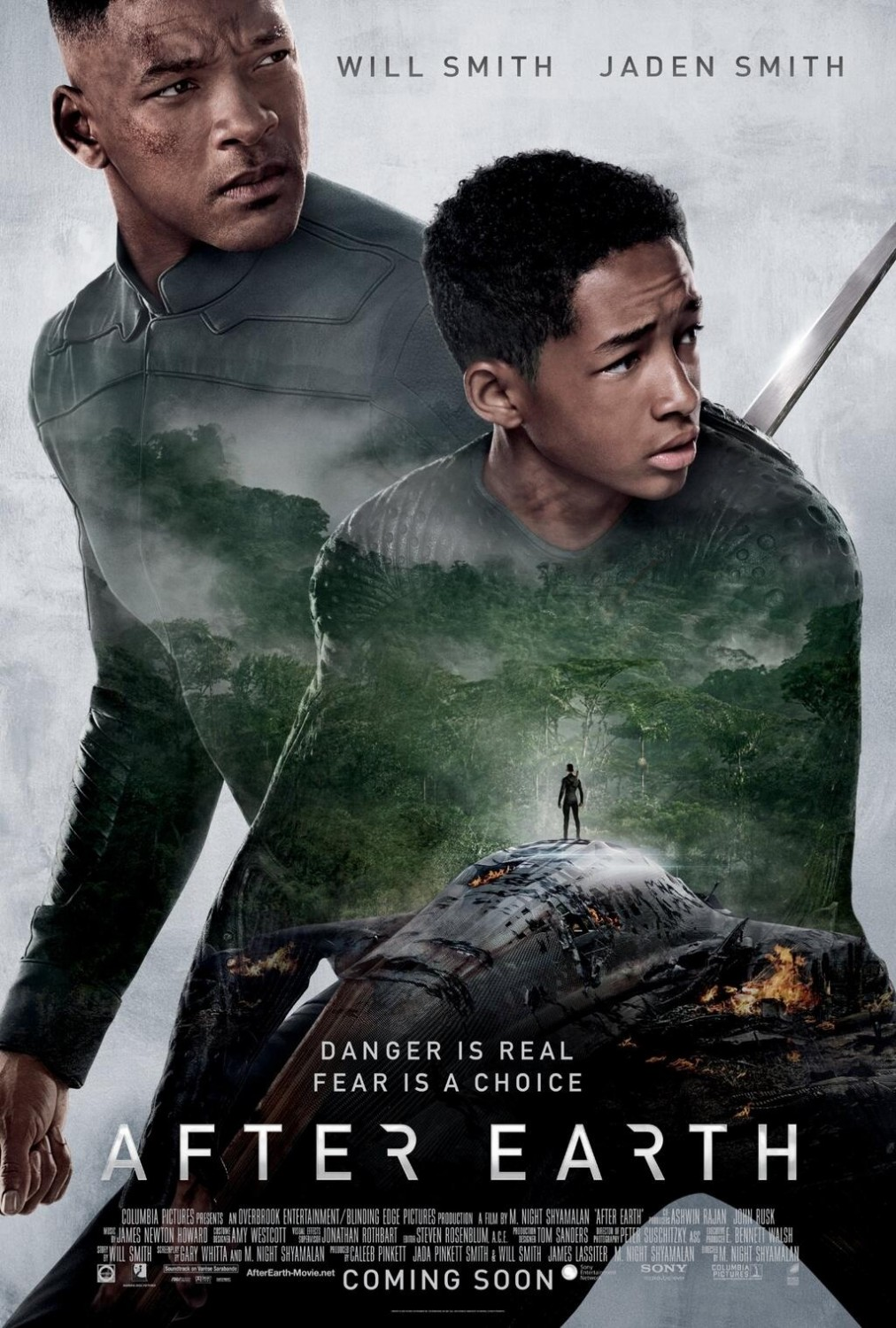 Extra Large Movie Poster Image for After Earth