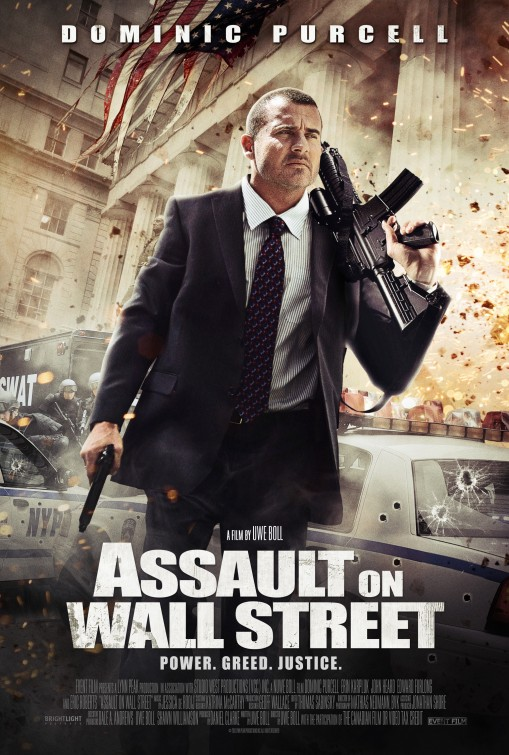 Assault On Wall Street (2013) Movie Review