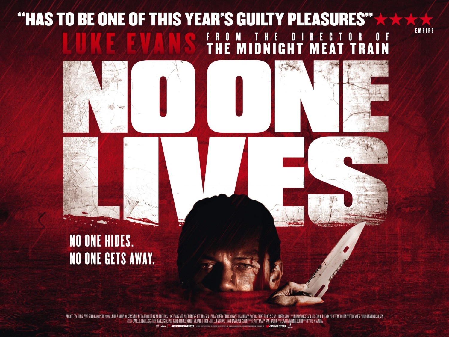Extra Large Movie Poster Image for No One Lives (#4 of 5)