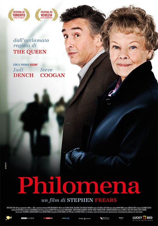 Movie poster, Philomena