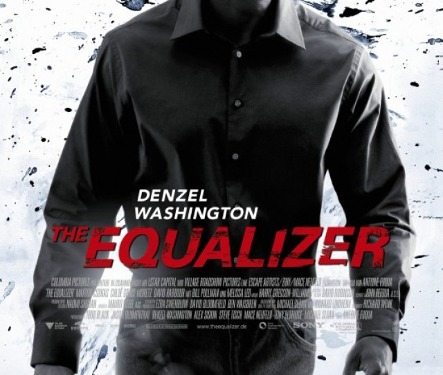 Other Sizes X X  C B The Equalizer Movie Poster