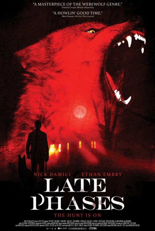 Late Phases Movie Poster
