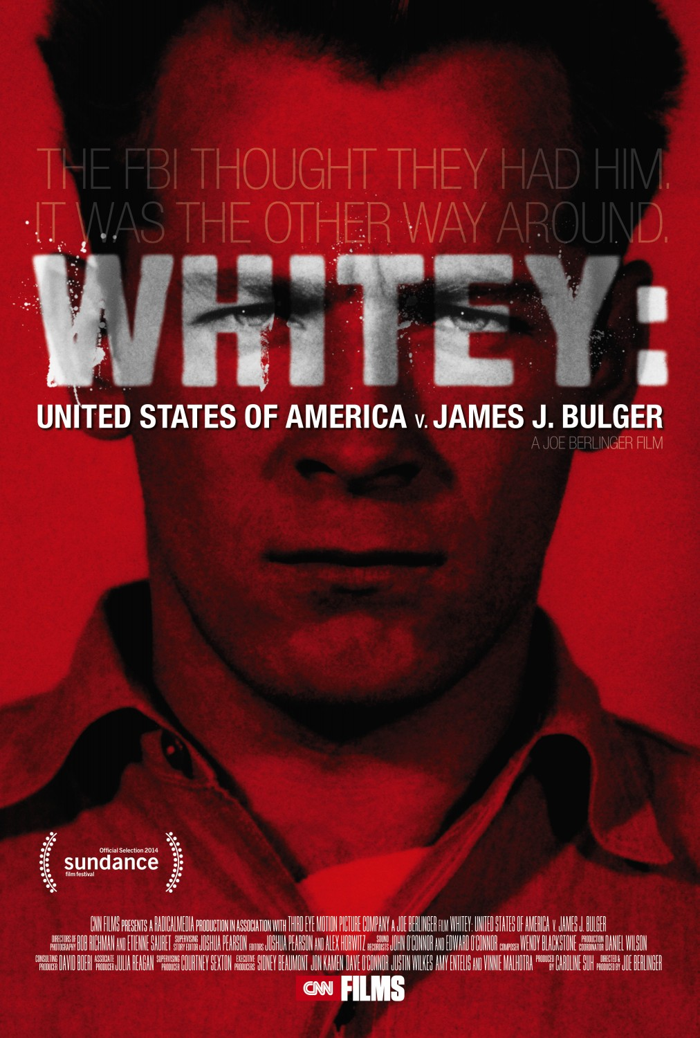 Extra Large Movie Poster Image for Whitey: United States of America v. James J. Bulger