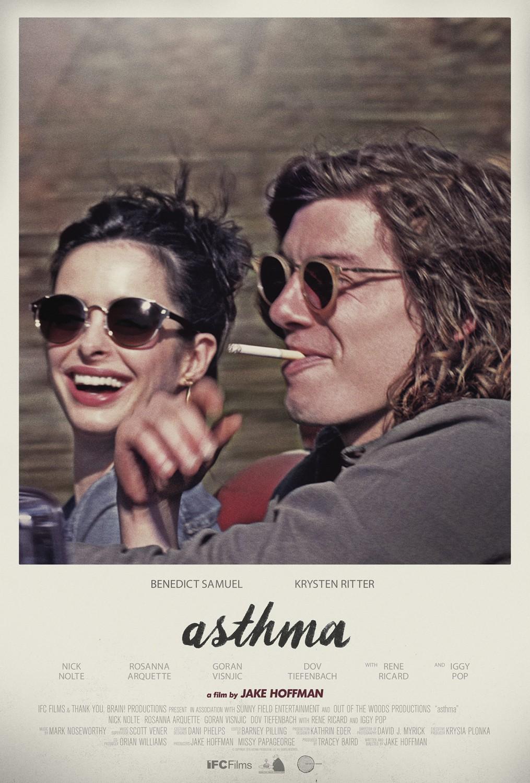 """Résultat de recherche d'images pour """"asthma movie poster"""""""