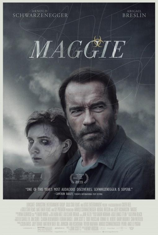 Maggie Movie Poster