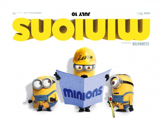 Image result for minions poster