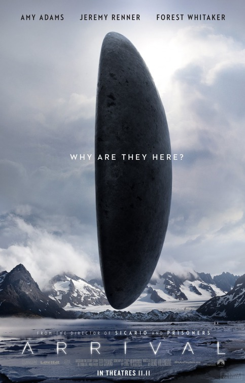 Image result for arrival movie poster imp