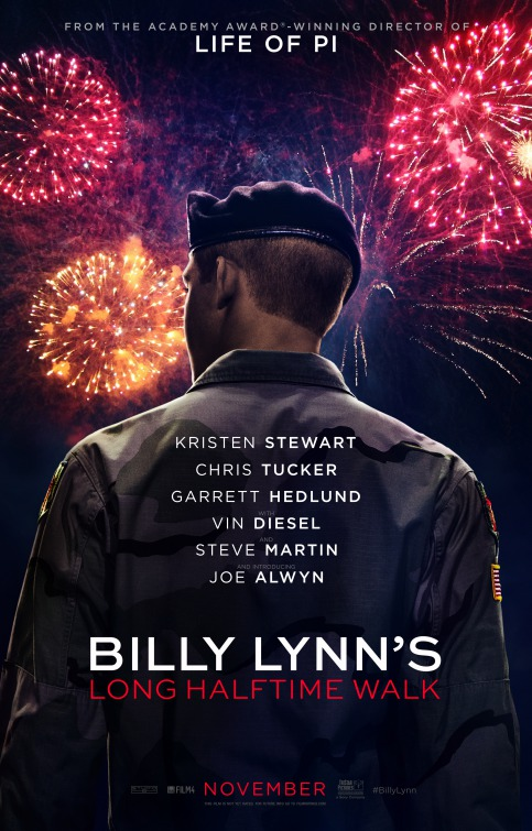 Image result for billy lynn movie poster