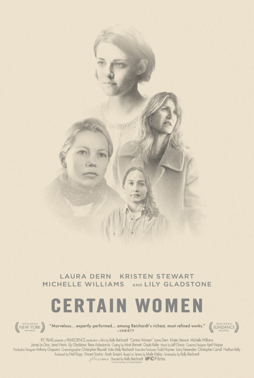 Image result for certain women movie poster