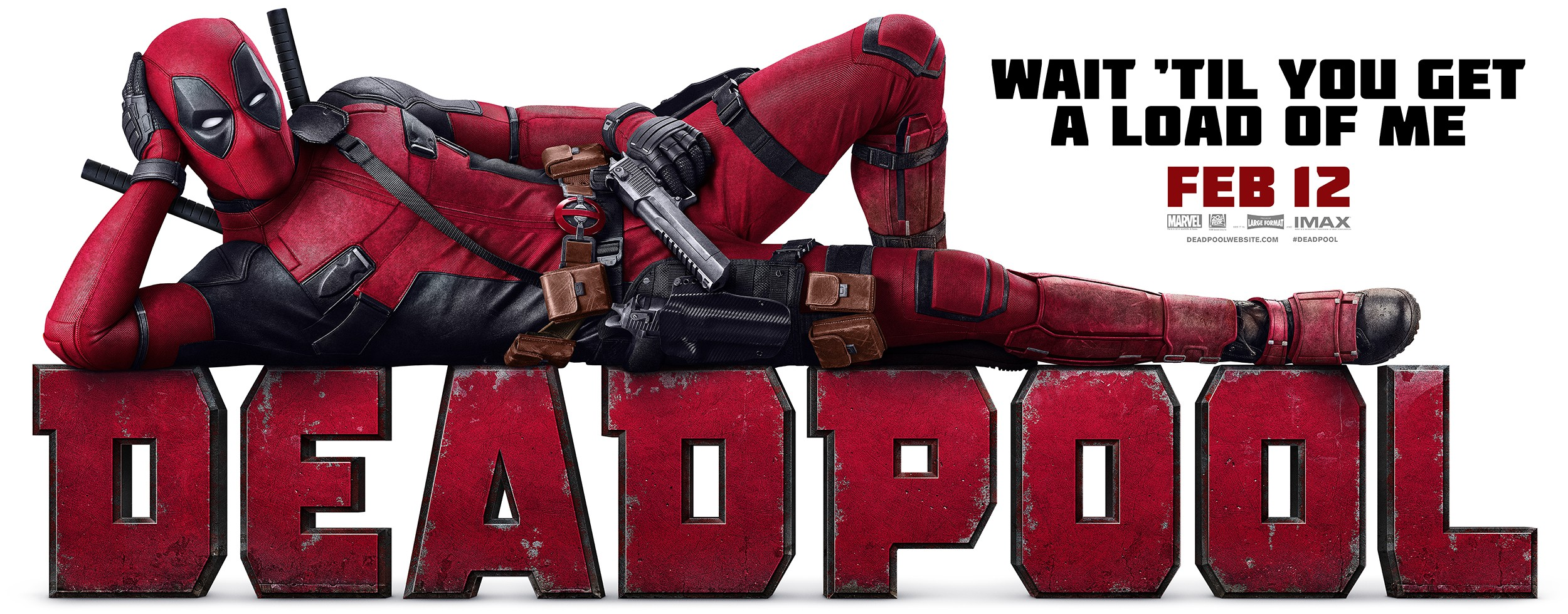 Image result for deadpool poster