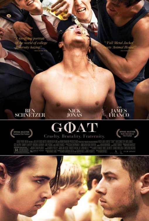 Image result for goat film poster