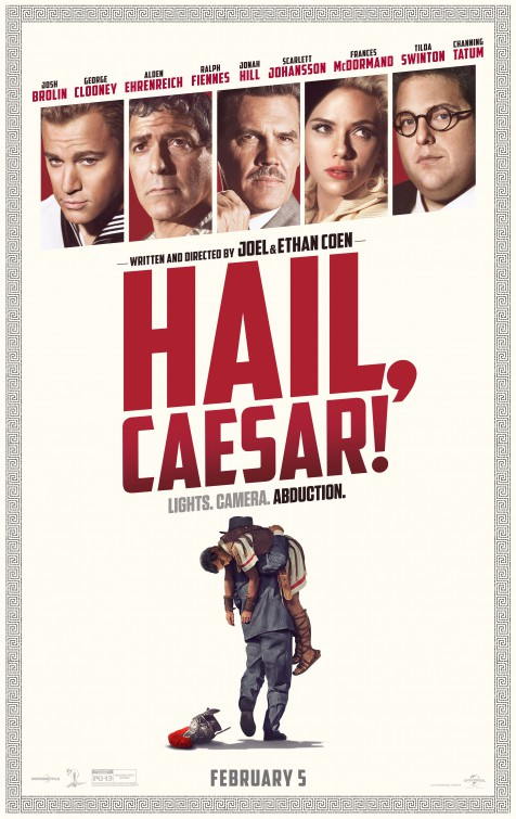 Image result for hail caesar movie poster