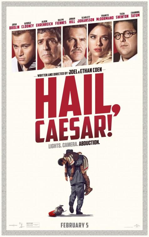 Image result for hail caesar movie poster imp