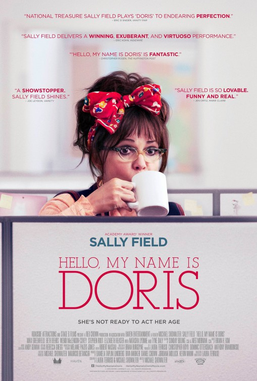 Image result for hello my name is doris movie poster