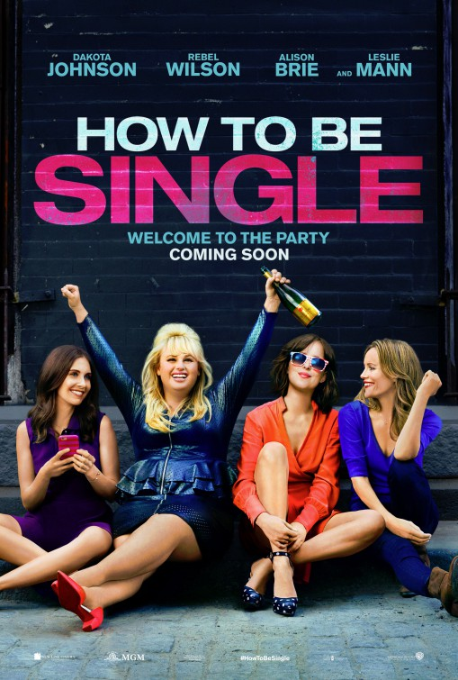 Image result for how to be single movie poster