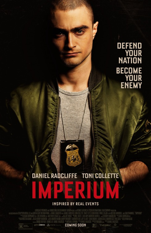 Image result for imperium movie poster