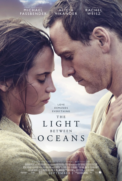 Image result for the light between oceans movie poster imp
