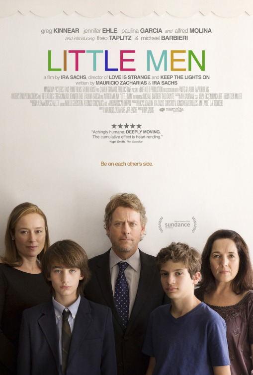 Image result for little men movie poster