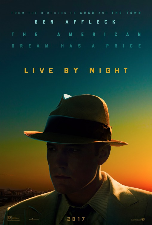 Image result for live by night movie poster