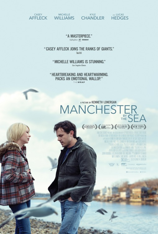 Resultado de imagen para Manchester by the sea official movie poster