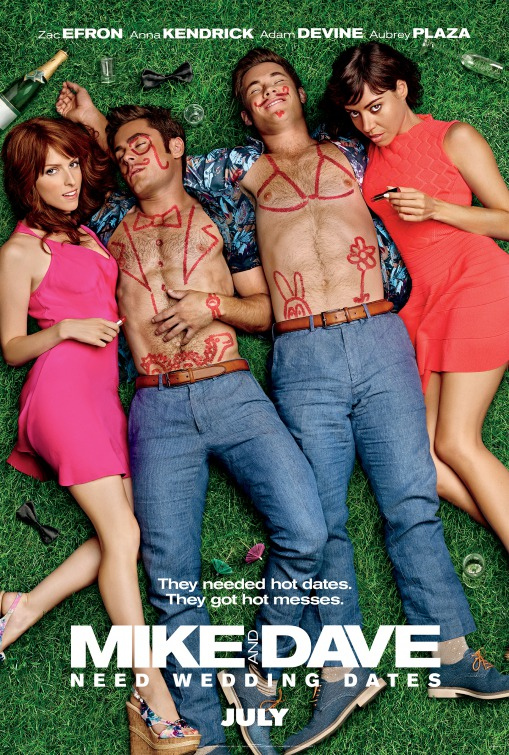 Image result for mike and dave need wedding dates movie poster imp