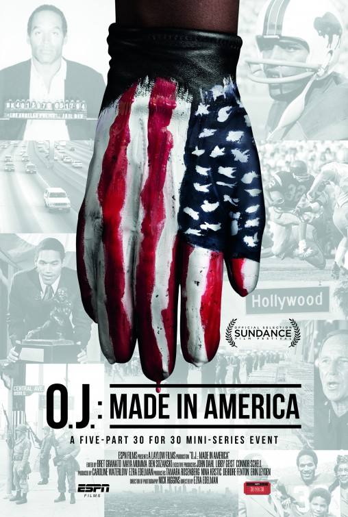 O.J.: Made in America Movie Poster