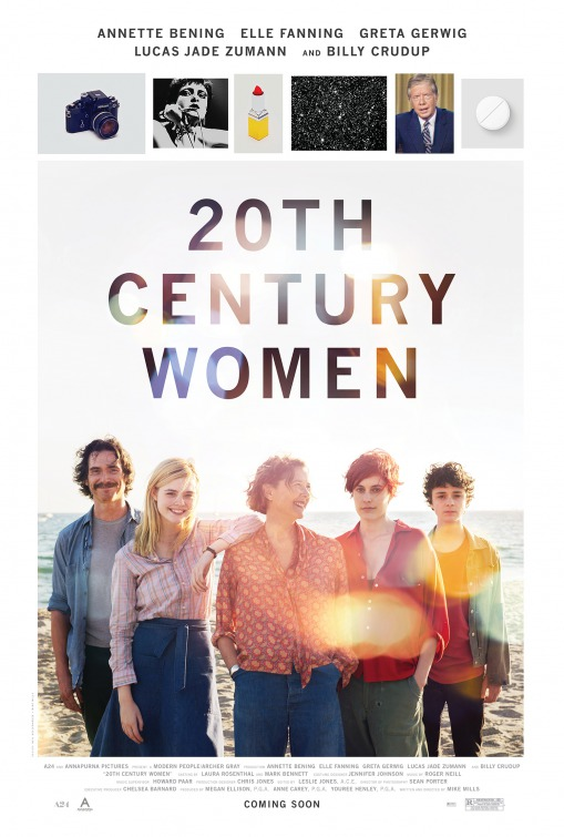 Image result for 20th century women movie poster imp