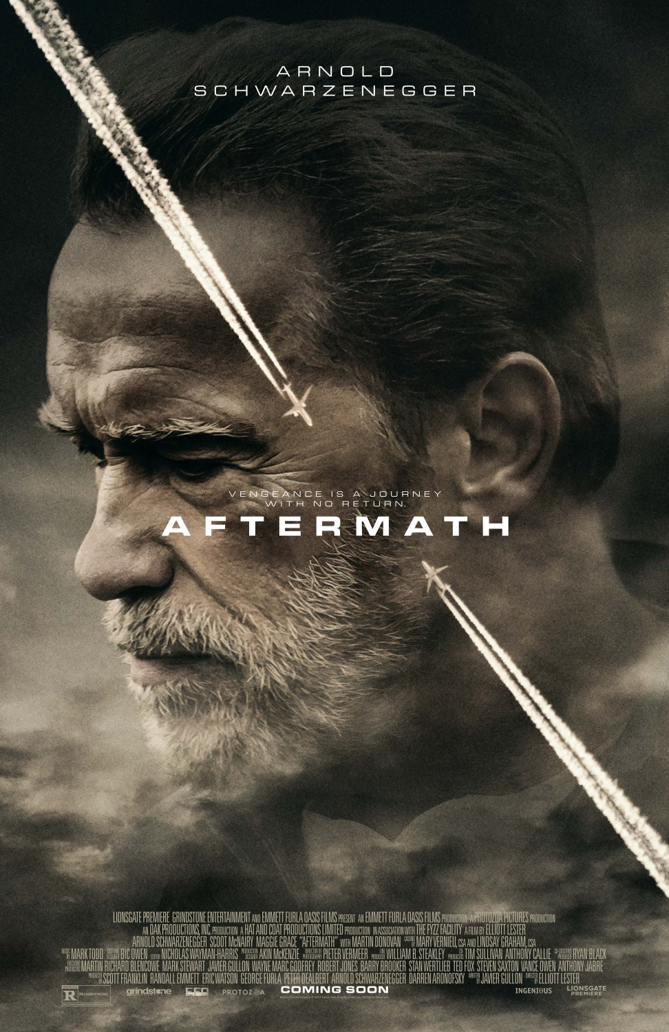 Extra Large Movie Poster Image for Aftermath