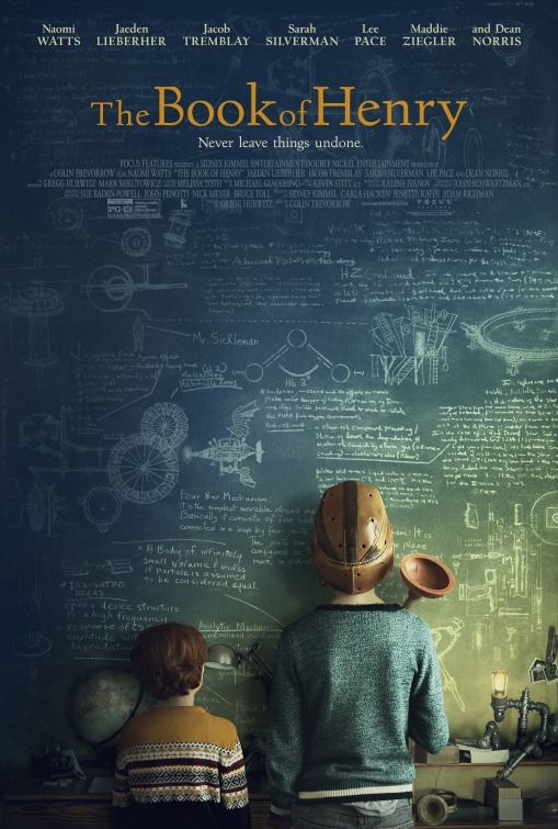 Image result for book of henry movie poster