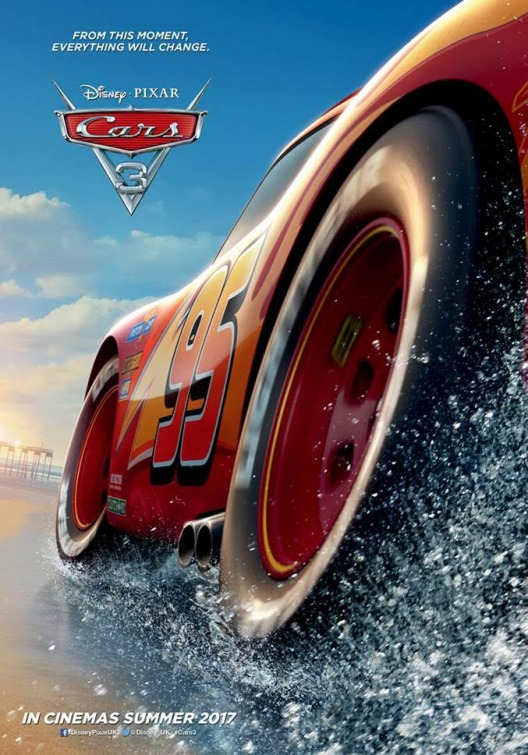 Image result for cars 3 2017 poster