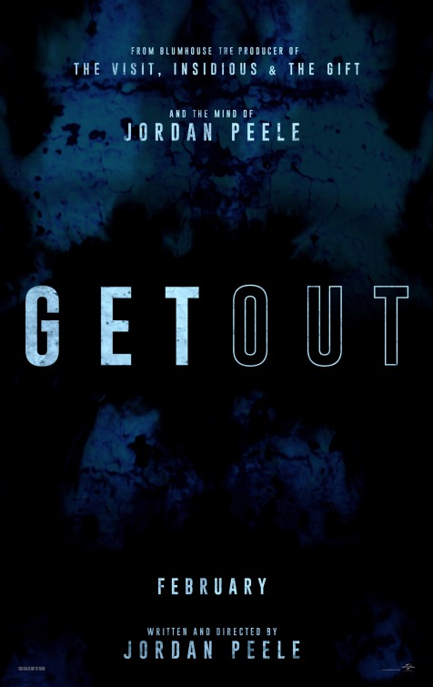 Image result for get out movie poster