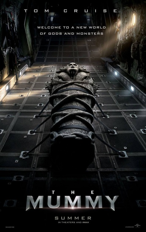Image result for the mummy 2017 poster