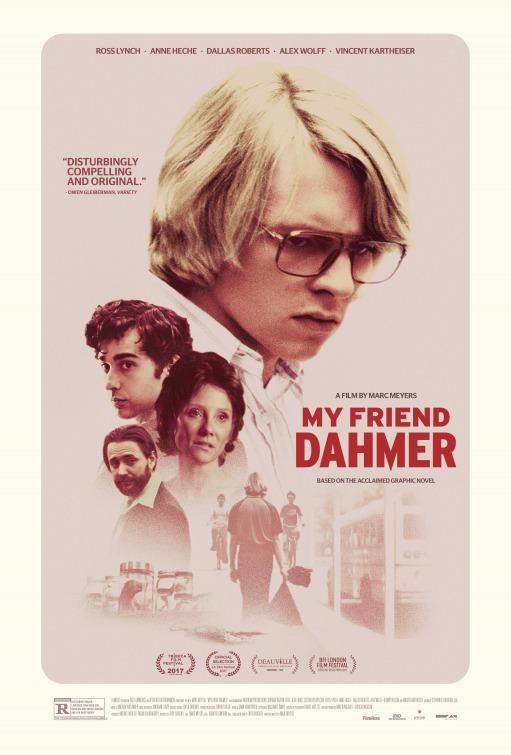My Friend Dahmer Movie Poster