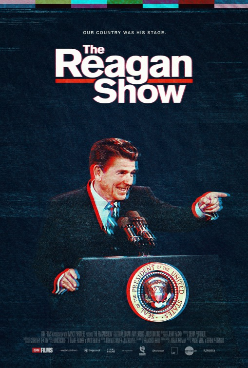 The Reagan Show Movie Poster