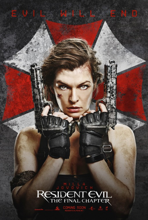 Image result for resident evil the final chapter (2017)